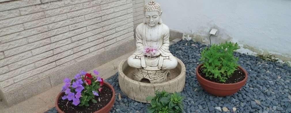 asian Garden by Feng Shui Cristina Jové
