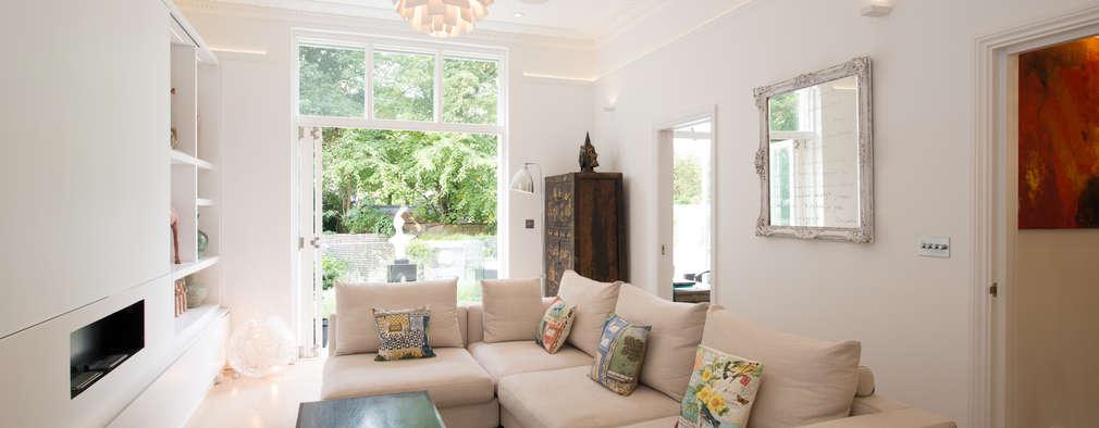 Salas esquineras perfectas para espacios peque os for Salas para espacios pequenos