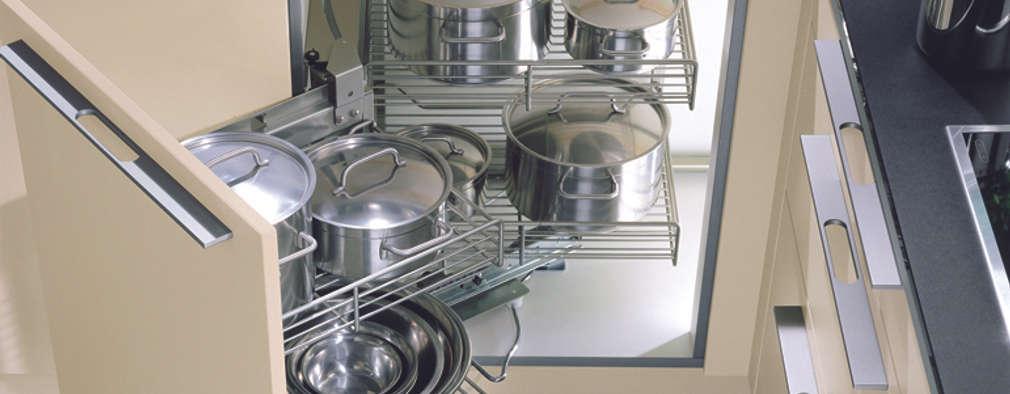 9 cocinas de esquina que te encantarán