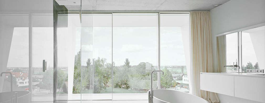 浴室 by project a01 architects, ZT Gmbh