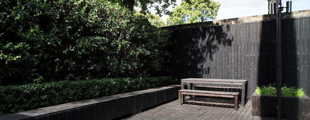 minimalistic Garden by Ed Reeve
