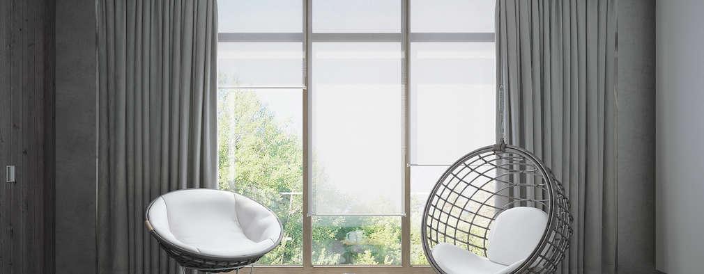 Dormitorios de estilo minimalista de FEDOROVICH Interior