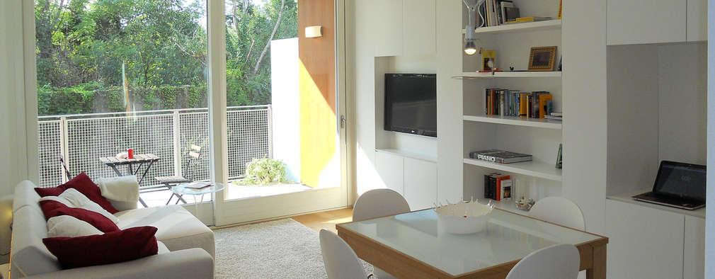 13 ideas para tener un apartamento peque o pero moderno for Como organizar un apartamento muy pequeno