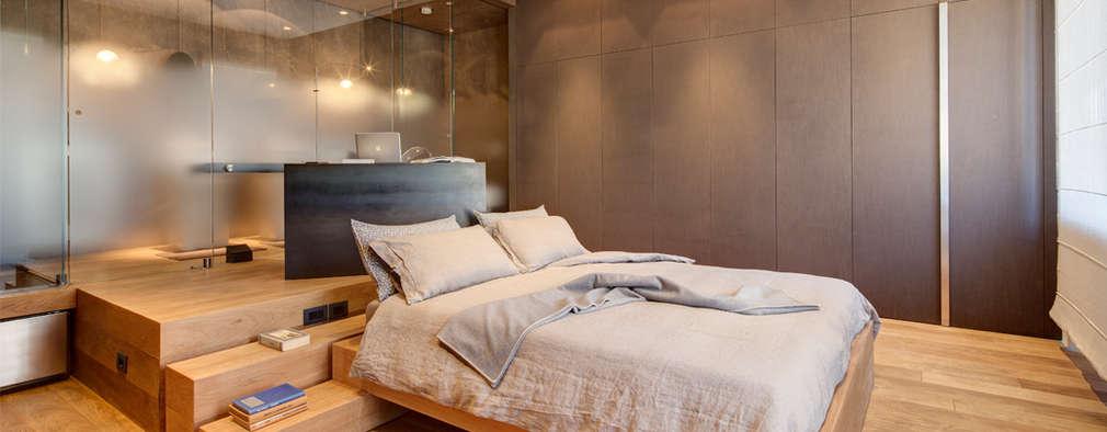 ห้องนอน by Andrea Bella Concept