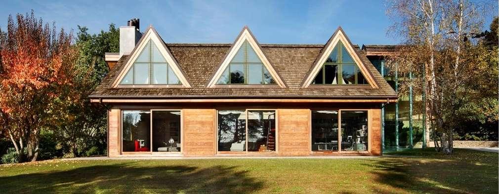 modern Houses by alberico & giachetti architetti associati