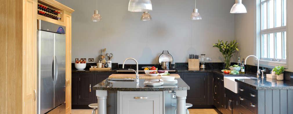 مطبخ تنفيذ Harvey Jones Kitchens