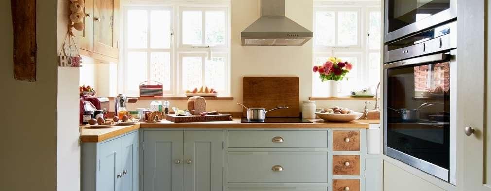 Toques de color para tu cocina