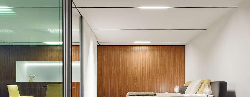 modern Bedroom by WERNER SOBEK