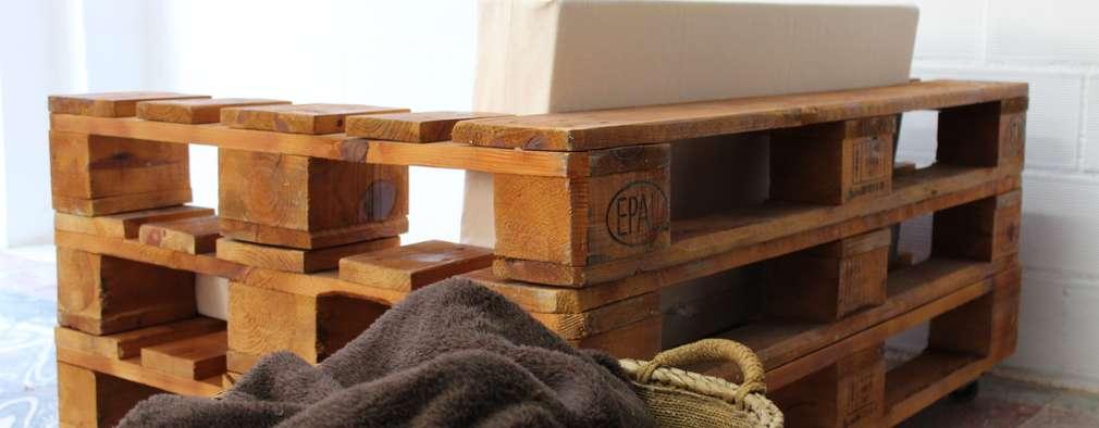 Muebles de paleta│homify
