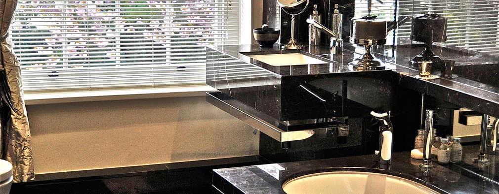 Baños de estilo moderno por Ogle luxury Kitchens & Bathrooms