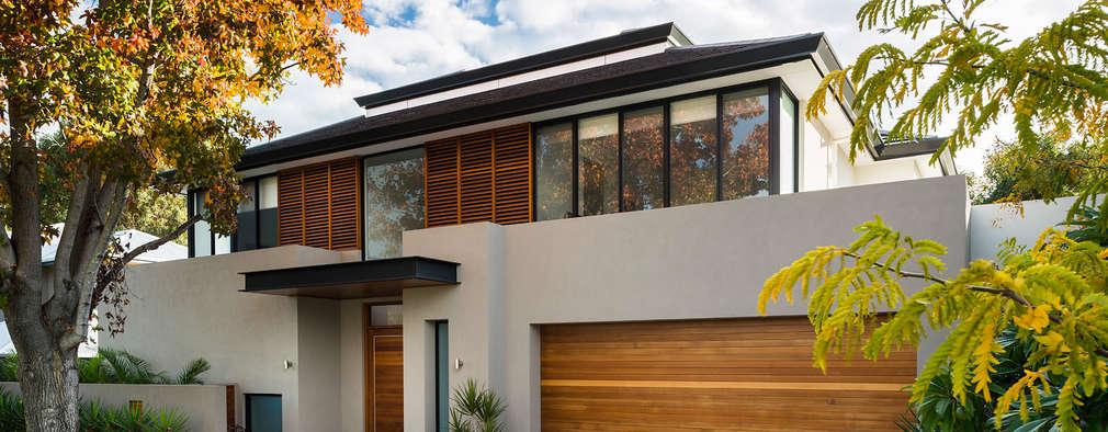 Maisons de style de style Moderne par Moda Interiors