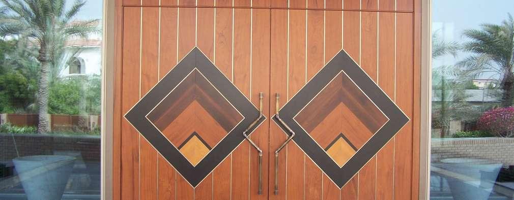 Деревянные двери в . Автор – FPL srl