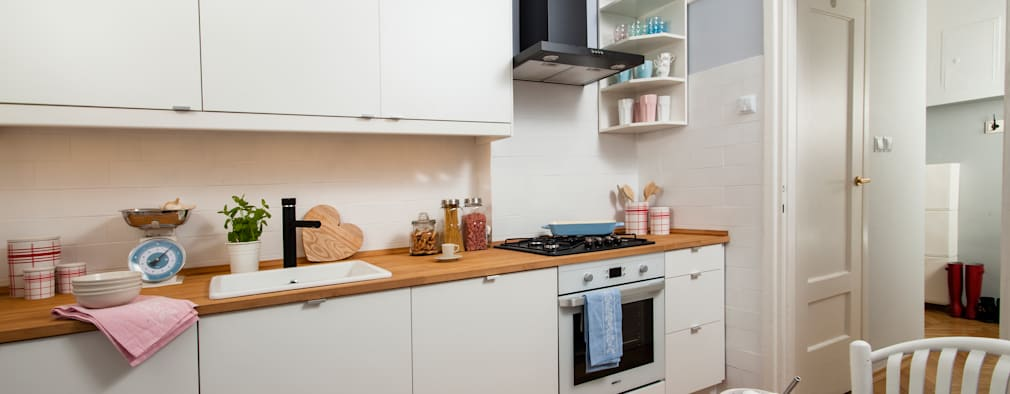 scandinavian Kitchen by Better Home