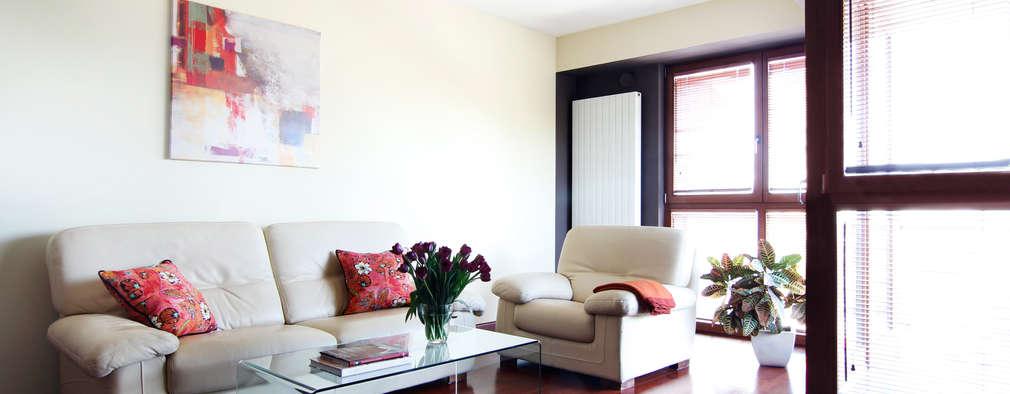 scandinavian Living room by Better Home