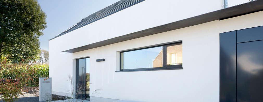 modern Houses by SCHAMP & SCHMALÖER