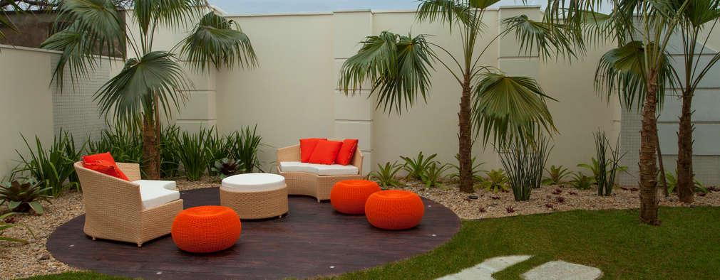 Dise o de jardines peque os homify for Disenos jardines pequenos modernos