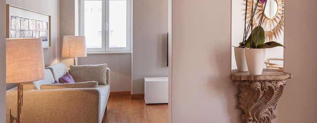 25 ideas para entradas y pasillos modernos - Entradas y pasillos ...