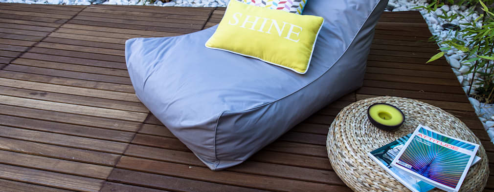 Projekty,  Ogród zaprojektowane przez MUDA Home Design