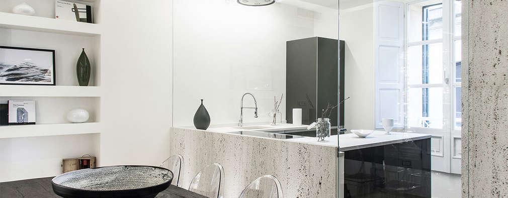 trennw nde aus glas 15 ideen die deinem zuhause mehr eleganz verleihen. Black Bedroom Furniture Sets. Home Design Ideas