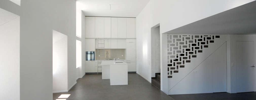 modern Living room by Bogen Design GmbH