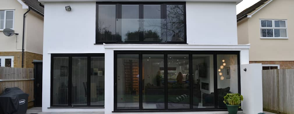 moderne Huizen door Arc 3 Architects & Chartered Surveyors