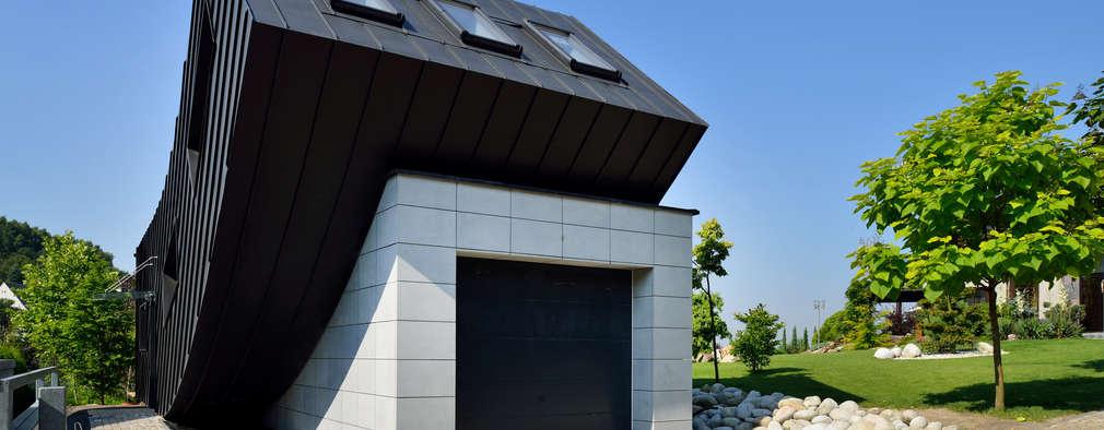 minimalistic Houses by ARCHITEKT.LEMANSKI