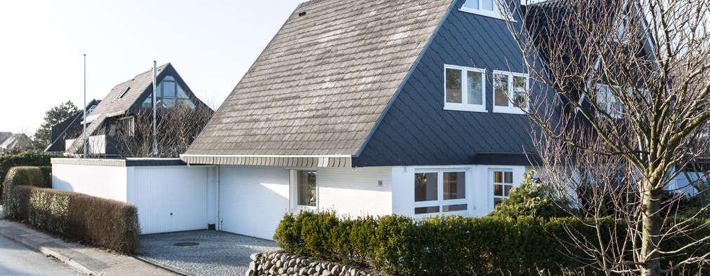 Projekty, klasyczne Domy zaprojektowane przez Home Staging Sylt GmbH