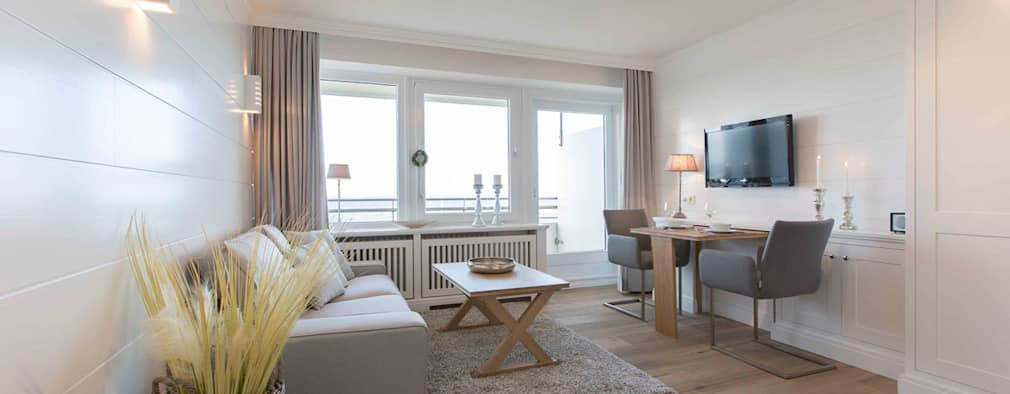 Redesign Appartement am Meer:   von Home Staging Sylt GmbH