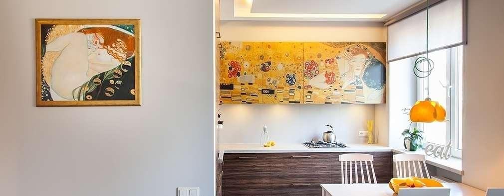 modern Kitchen by Pink Pug Design Interior