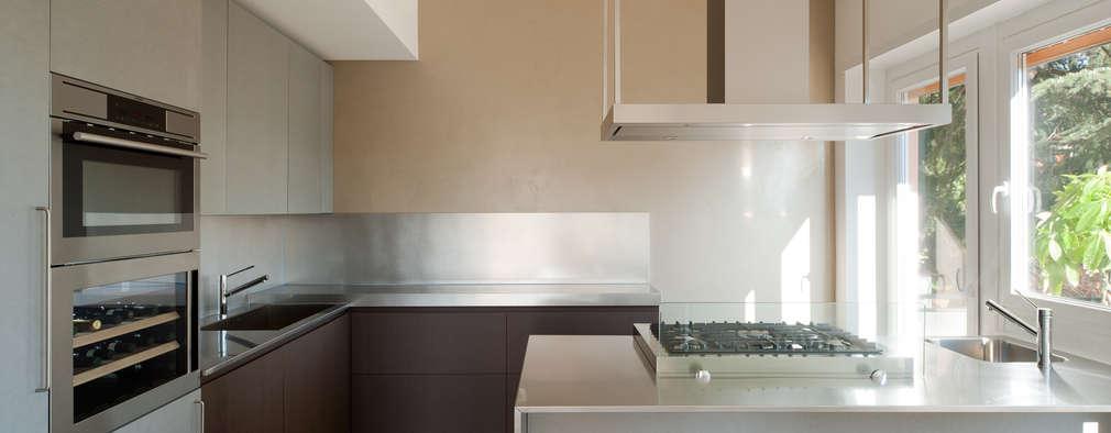 5 materiali innovativi per il top della cucina (e non solo)