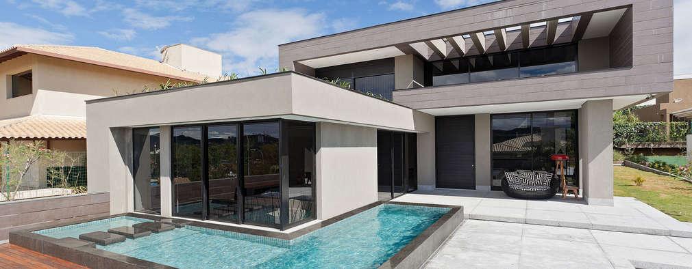 Casa moderna esbanja ideias criativas para adotar no quarto for Casa moderna walferdange