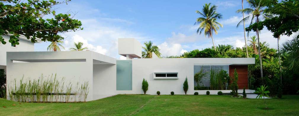 Esta casa moderna e minimalista na bahia pura beleza for Casa moderna minimalista