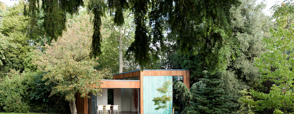 Гостиная в . Автор – Fraser Brown MacKenna Architects
