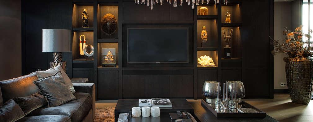 Ruang Keluarga by BB Interior