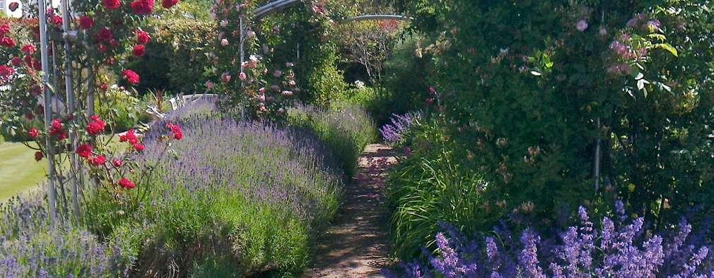 classic Garden by Roger Webster Garden Design