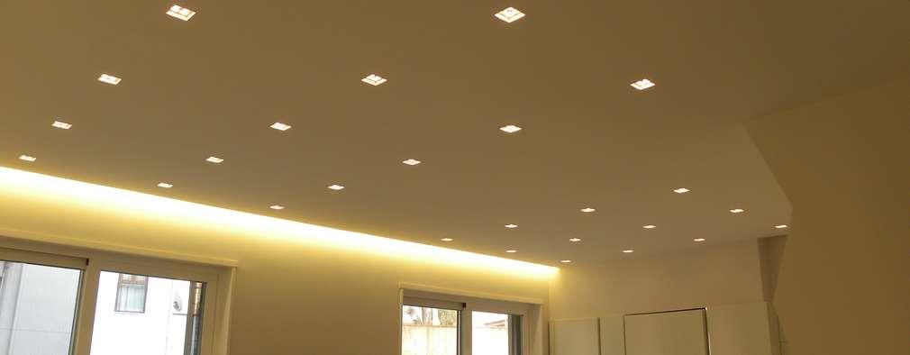 Come illuminare casa con i led - Illuminazione led casa ...