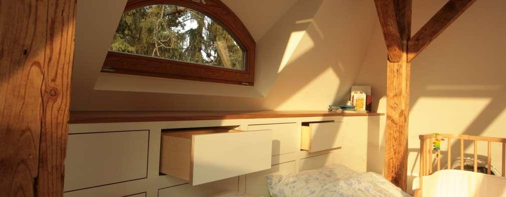 غرفة نوم تنفيذ bjoernschmidt architektur