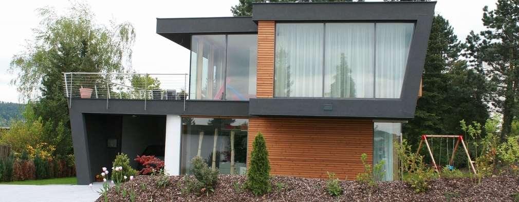modern Houses by böser architektur