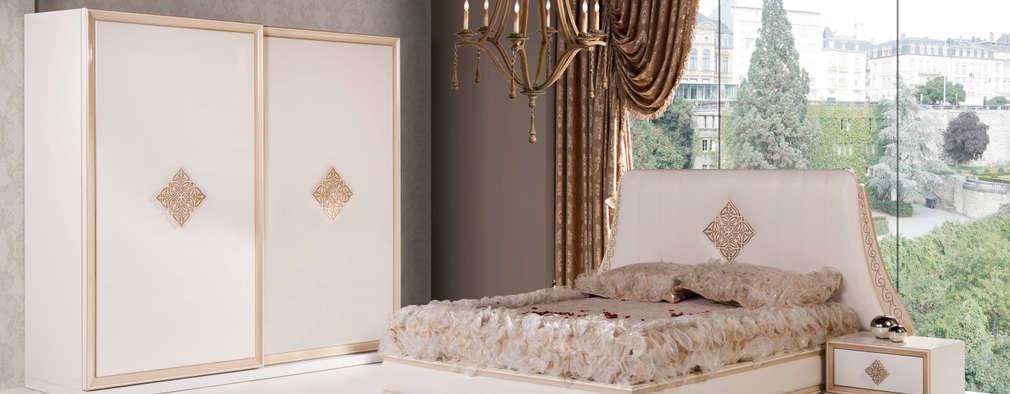 Trabcelona Design – Sultan yatak odası :  tarz
