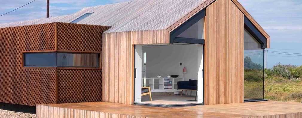 modern Houses by Guy Hollaway
