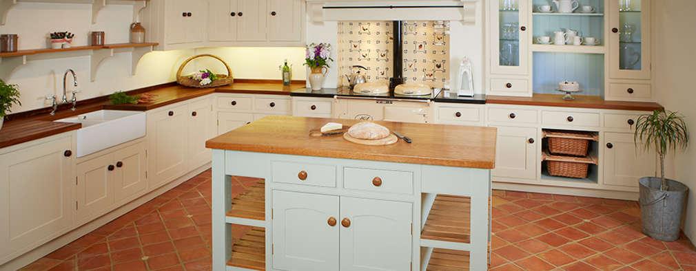 15 Cocinas increíbles de madera ¡Preciosas por donde las mires!