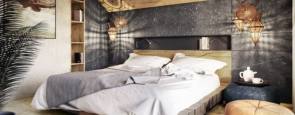 15 Cabeceras increíbles para tu dormitorio, ¿cuál quieres?