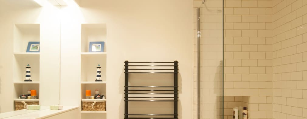 classic Bathroom by Designscape Architects Ltd
