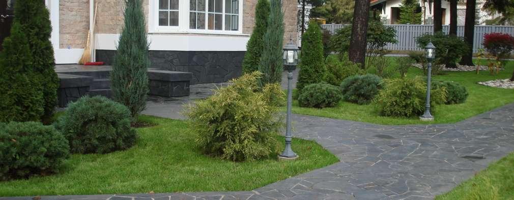 Projekty,  Ogród zaprojektowane przez ПАН Ландшафт