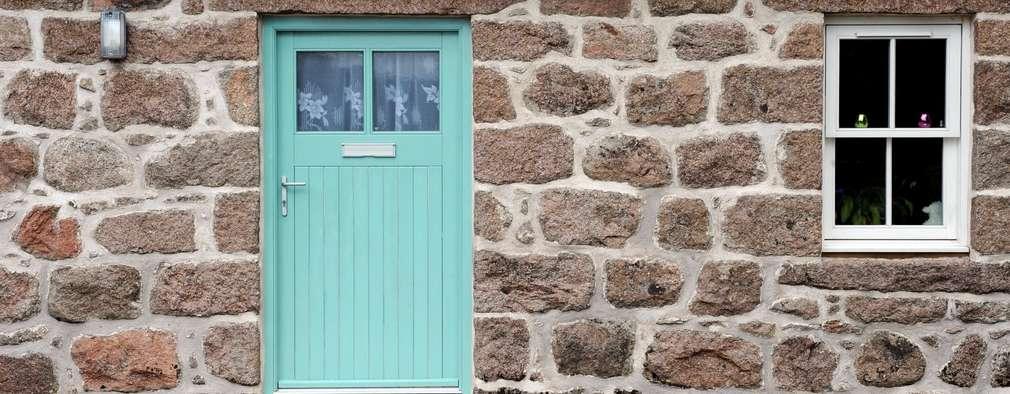 Janelas   por Roundhouse Architecture Ltd