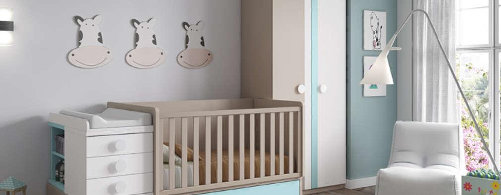 6 claves para elegir la cama cuna ideal para tu hijo