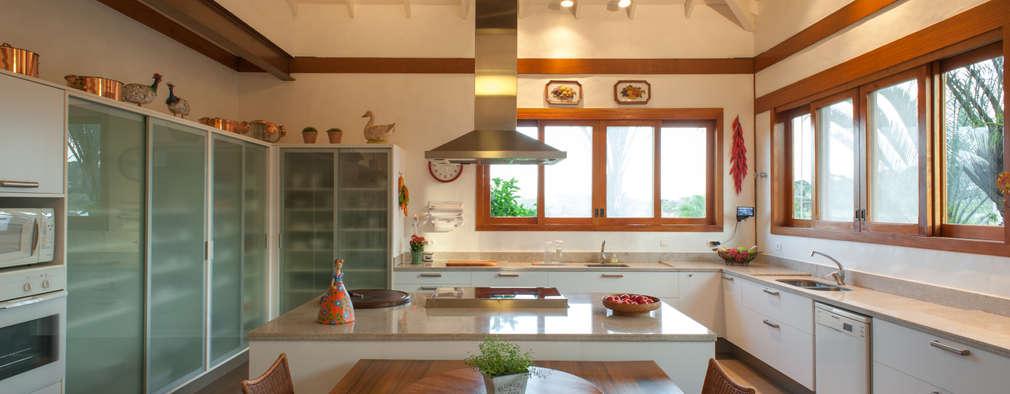 rustieke & brocante Keuken door PM Arquitetura
