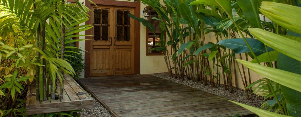 12 ideas fant sticas para la entrada de tu casa for Ancho puerta entrada casa