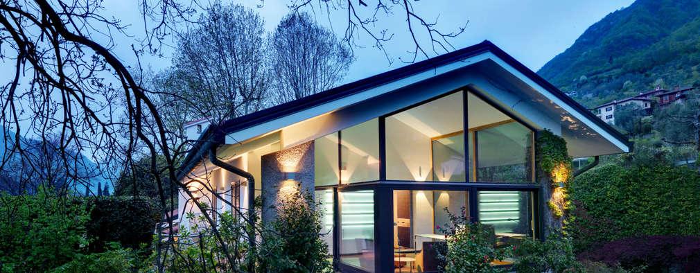 Casas de estilo moderno por Studio Marco Piva