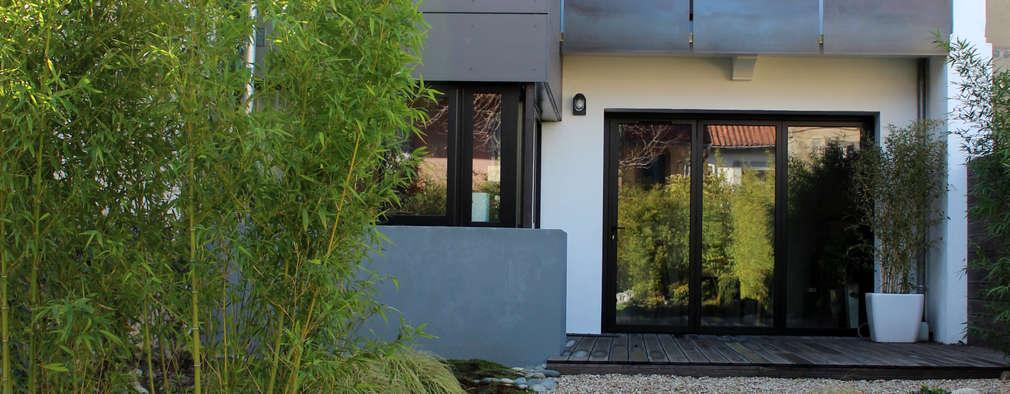 خانه ها by Atelier d'architecture Pilon & Georges